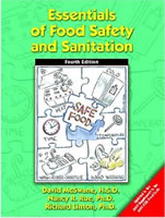 book - essentials of food safety